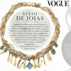 Vogue | Dezembro 2017